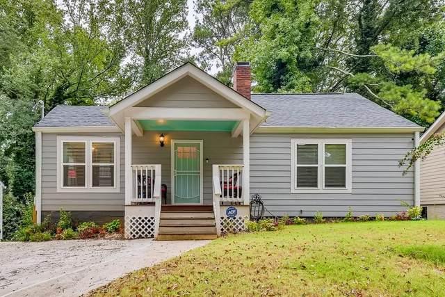 1734 Derry Avenue SW, Atlanta, GA 30310 (MLS #6776910) :: North Atlanta Home Team