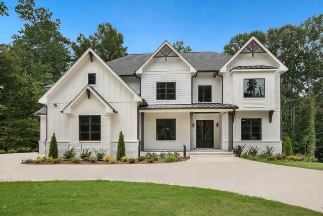 4300 Blackland Drive, Marietta, GA 30067 (MLS #6776914) :: The Cowan Connection Team