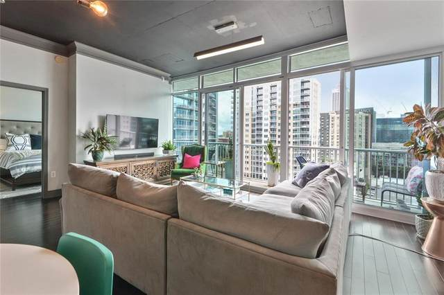 44 Peachtree Place NW #1521, Atlanta, GA 30309 (MLS #6776922) :: Good Living Real Estate