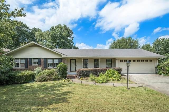 6825 Tilton Lane, Atlanta, GA 30360 (MLS #6776934) :: Tonda Booker Real Estate Sales