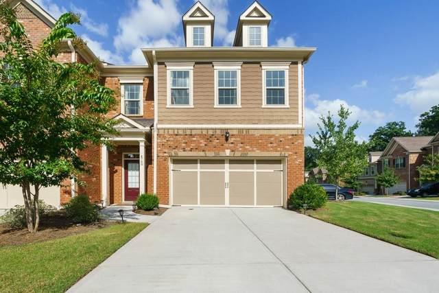 4769 Blue Elm Lane SE #8, Smyrna, GA 30080 (MLS #6776975) :: Good Living Real Estate