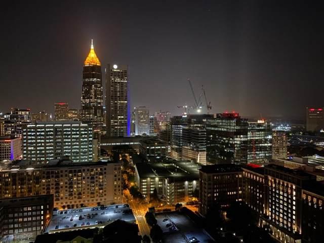 860 Peachtree Street NE #2618, Atlanta, GA 30308 (MLS #6776981) :: The Heyl Group at Keller Williams