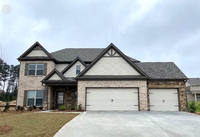 2927 Boulderridge Drive, Dacula, GA 30019 (MLS #6777040) :: Tonda Booker Real Estate Sales