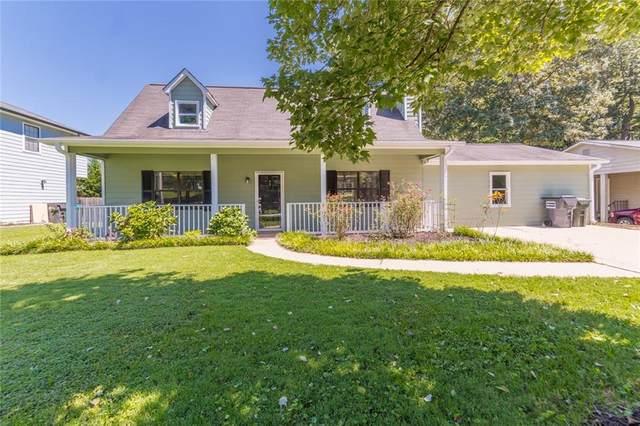 2203 Greenridge Drive SW, Marietta, GA 30008 (MLS #6777081) :: North Atlanta Home Team