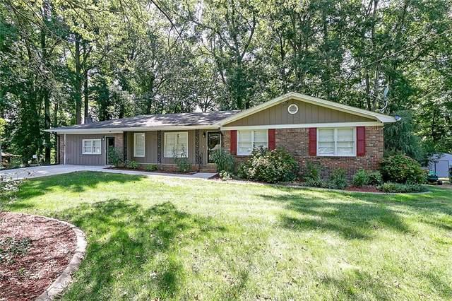 1641 E Kellogg Circle, Douglasville, GA 30134 (MLS #6777086) :: North Atlanta Home Team