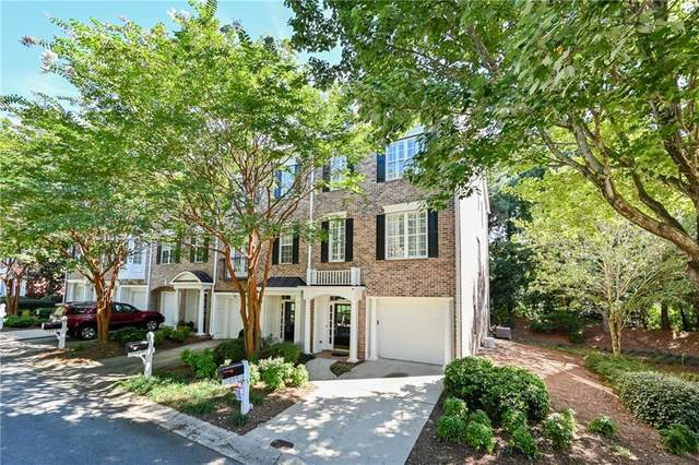1209 Waters Edge Trail, Roswell, GA 30075 (MLS #6777090) :: The Heyl Group at Keller Williams
