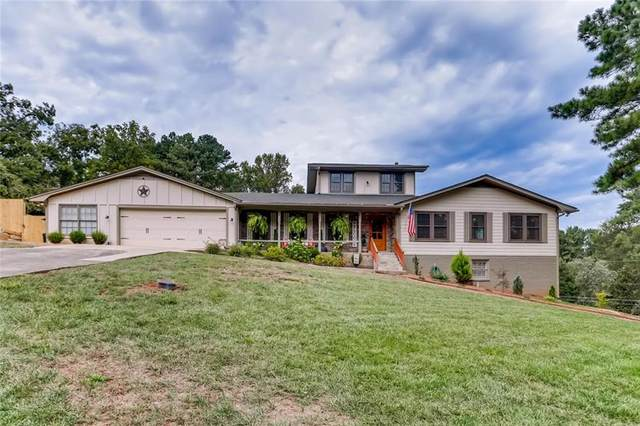 4111 Devonshire Drive, Marietta, GA 30066 (MLS #6777134) :: The Butler/Swayne Team