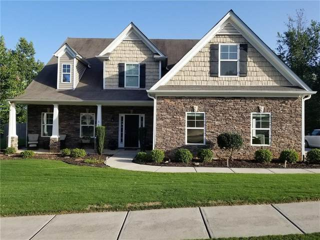 5646 Wooded Valley Way, Flowery Branch, GA 30542 (MLS #6777203) :: The Cowan Connection Team