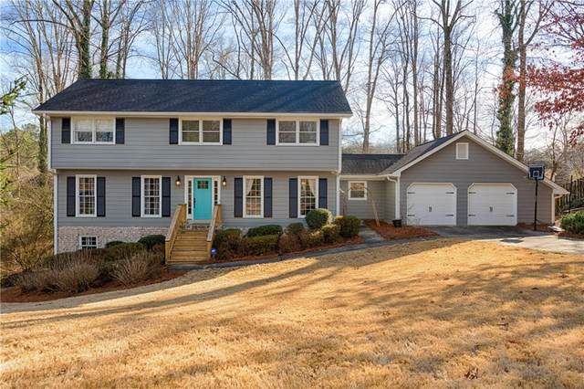 3668 Cherokee Place SE, Marietta, GA 30067 (MLS #6777204) :: North Atlanta Home Team