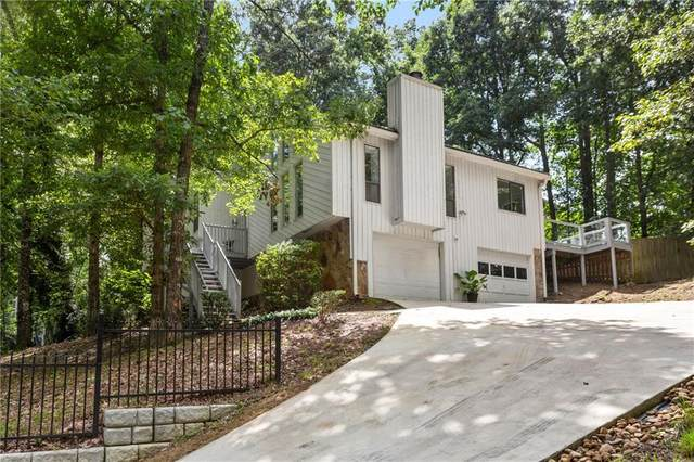 1791 Little Willeo Road, Marietta, GA 30068 (MLS #6777226) :: North Atlanta Home Team