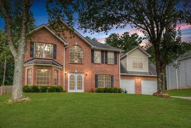 5854 Cobalt Drive, Powder Springs, GA 30127 (MLS #6777292) :: North Atlanta Home Team