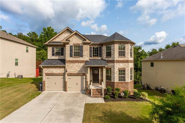 59 Cleburne Place, Acworth, GA 30101 (MLS #6777367) :: Rock River Realty