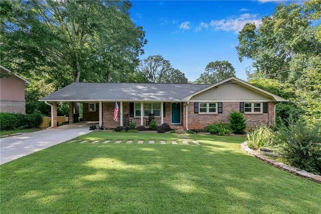 4476 Debracy Place, Tucker, GA 30084 (MLS #6777374) :: North Atlanta Home Team