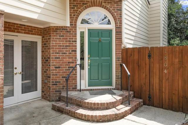 1804 Rockridge Place NE, Atlanta, GA 30324 (MLS #6777389) :: The Hinsons - Mike Hinson & Harriet Hinson