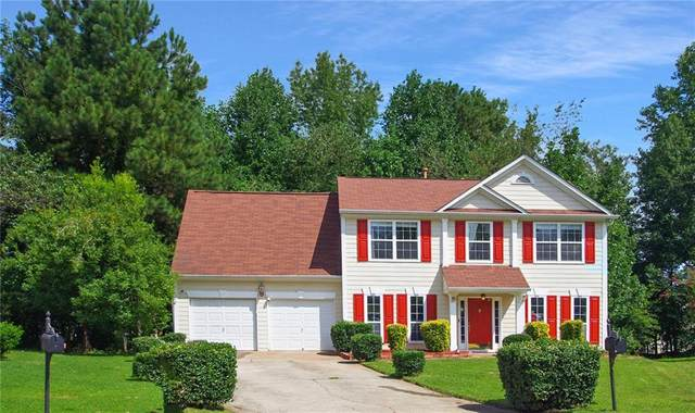 6964 Chasewater Lane, Austell, GA 30168 (MLS #6777422) :: The Cowan Connection Team