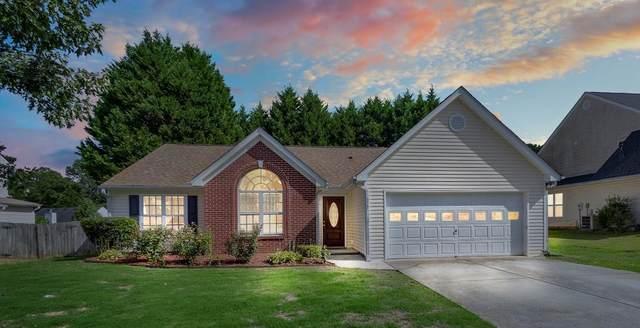 2194 Oakland Farm Drive, Lawrenceville, GA 30044 (MLS #6777424) :: North Atlanta Home Team