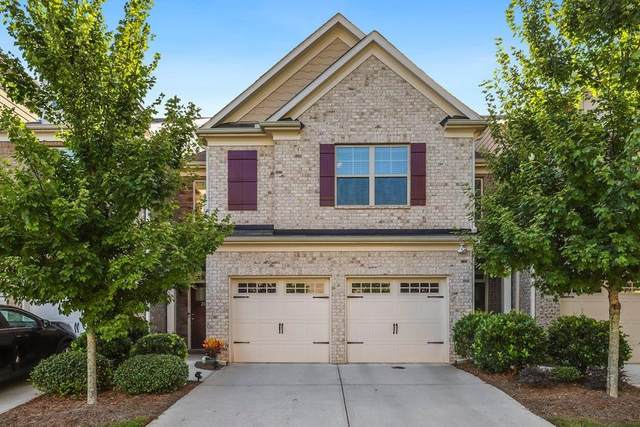 2093 Brightleaf Way #117, Marietta, GA 30060 (MLS #6777425) :: The Butler/Swayne Team