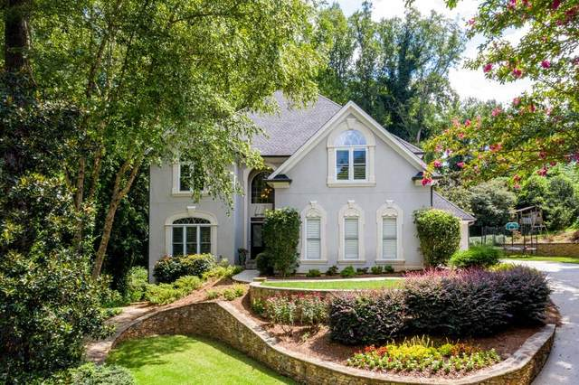 1939 NE Grist Stone Court NE, Atlanta, GA 30307 (MLS #6777436) :: The Butler/Swayne Team