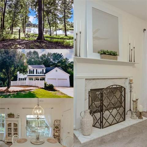 223 Westwind Drive, Ball Ground, GA 30107 (MLS #6777437) :: Path & Post Real Estate