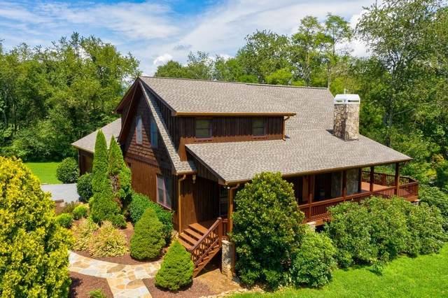 557 River Walk, Hiawassee, GA 30546 (MLS #6777447) :: Path & Post Real Estate