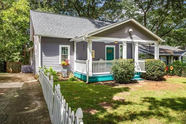 171 Warren Street SE, Atlanta, GA 30317 (MLS #6777502) :: Keller Williams Realty Cityside