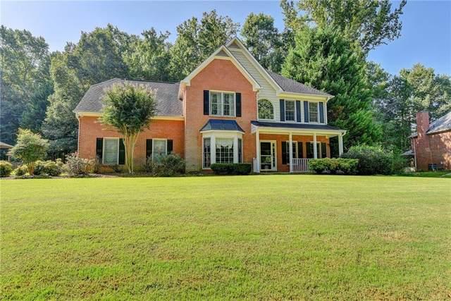 1750 Ivey Walk Court, Cumming, GA 30041 (MLS #6777554) :: North Atlanta Home Team