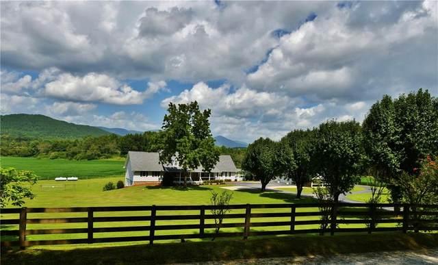1607 Lynch Mountain Road, Sautee Nacoochee, GA 30571 (MLS #6777585) :: The Heyl Group at Keller Williams