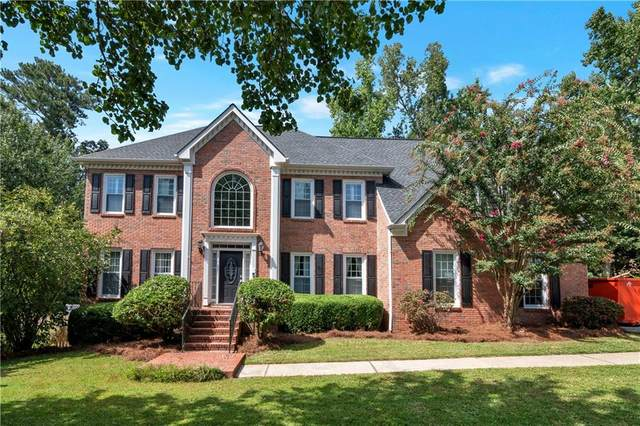 3126 Crestmont Way NW, Kennesaw, GA 30152 (MLS #6777608) :: North Atlanta Home Team