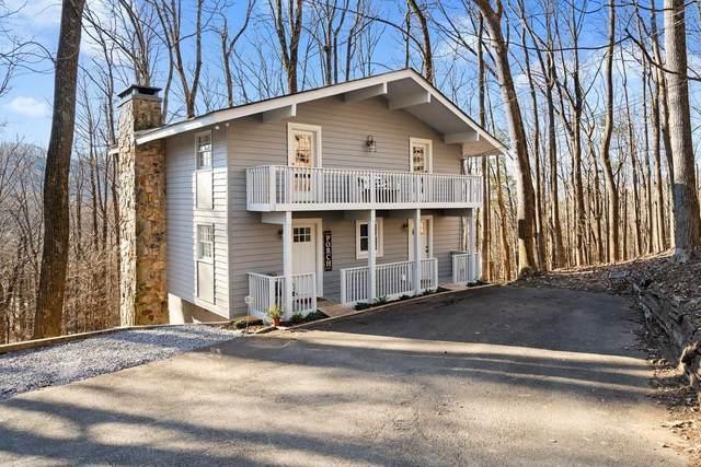 591 Little Pine Mountain Road, Jasper, GA 30143 (MLS #6777612) :: Todd Lemoine Team