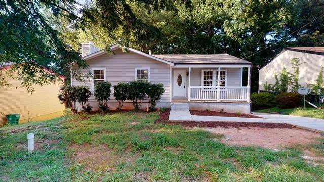 4208 Village Square Lane, Stone Mountain, GA 30083 (MLS #6777650) :: The Zac Team @ RE/MAX Metro Atlanta