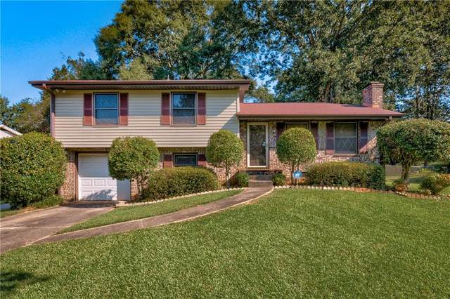 6535 Melandre Drive, Morrow, GA 30260 (MLS #6777694) :: North Atlanta Home Team