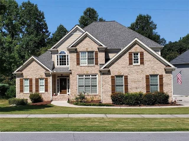 3341 Jim Moore Road, Dacula, GA 30019 (MLS #6777701) :: North Atlanta Home Team