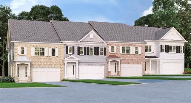 3905 Duke Reserve Circle #6, Peachtree Corners, GA 30092 (MLS #6777709) :: North Atlanta Home Team