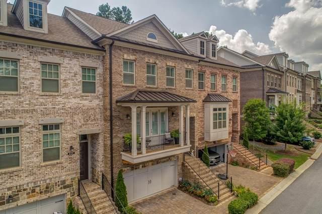 829 Canterbury Overlook, Atlanta, GA 30324 (MLS #6777756) :: Good Living Real Estate