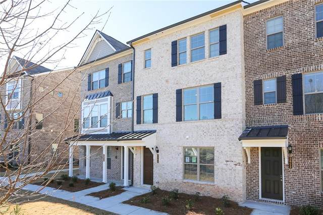 3487 Evermore Parkway #37, Snellville, GA 30078 (MLS #6777791) :: The Heyl Group at Keller Williams