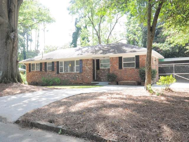 1289 Celia Way, Decatur, GA 30032 (MLS #6777793) :: Tonda Booker Real Estate Sales