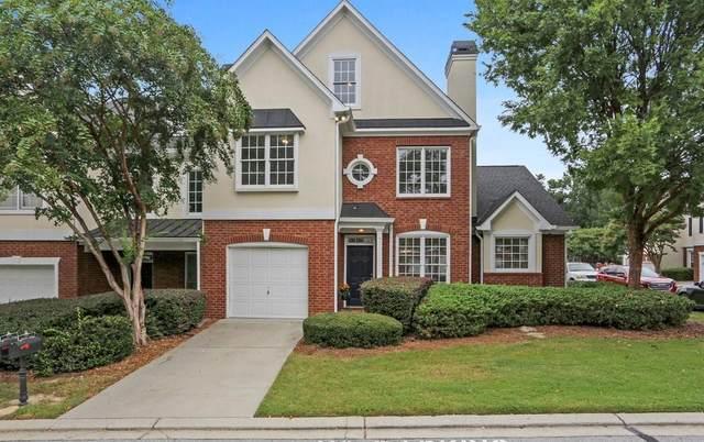 2541 Longcourt Circle #8, Atlanta, GA 30339 (MLS #6777922) :: North Atlanta Home Team