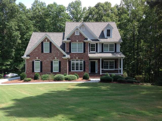 70 Crabapple Ridge Drive, Oxford, GA 30054 (MLS #6777943) :: The Butler/Swayne Team