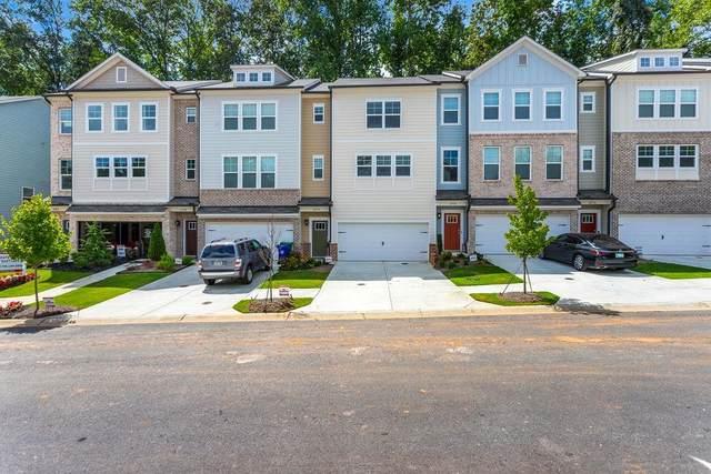 2777 White Oak Lane #21, Decatur, GA 30032 (MLS #6777948) :: Keller Williams Realty Cityside