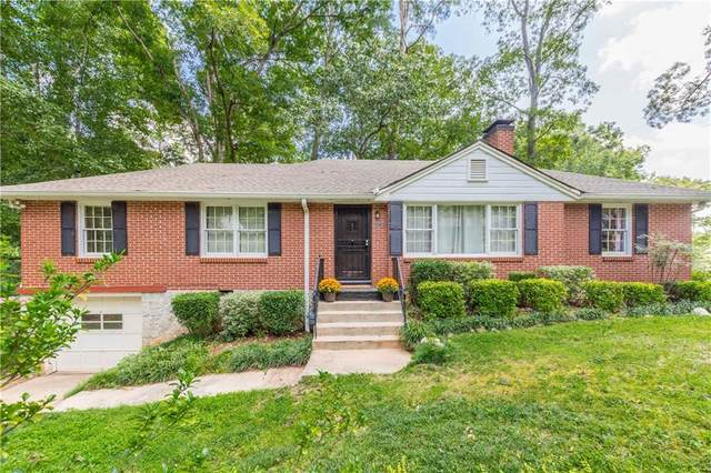 1414 Dodson Drive SW, Atlanta, GA 30311 (MLS #6777962) :: Keller Williams