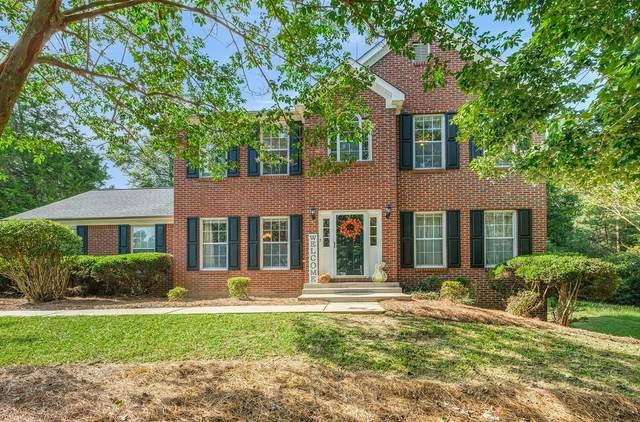804 Cambridge Creek Drive SW, Conyers, GA 30094 (MLS #6777996) :: North Atlanta Home Team