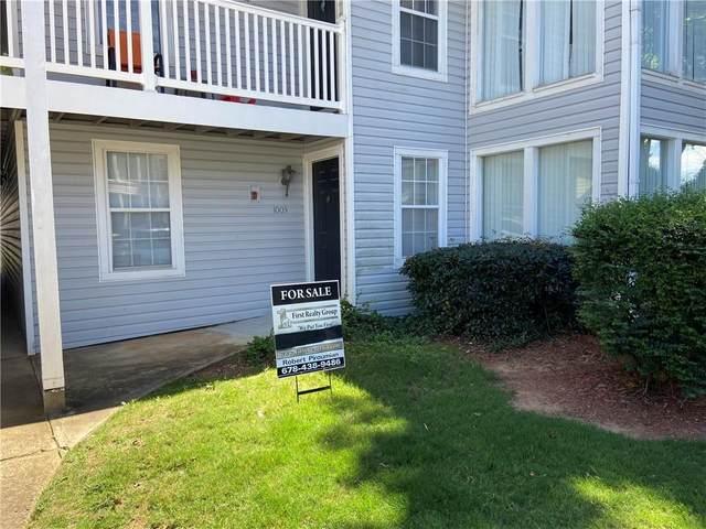 1003 Augusta Drive SE, Marietta, GA 30067 (MLS #6778001) :: Vicki Dyer Real Estate