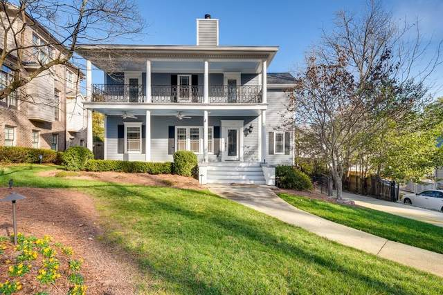 630 Burke Road NE, Atlanta, GA 30305 (MLS #6778051) :: The Butler/Swayne Team