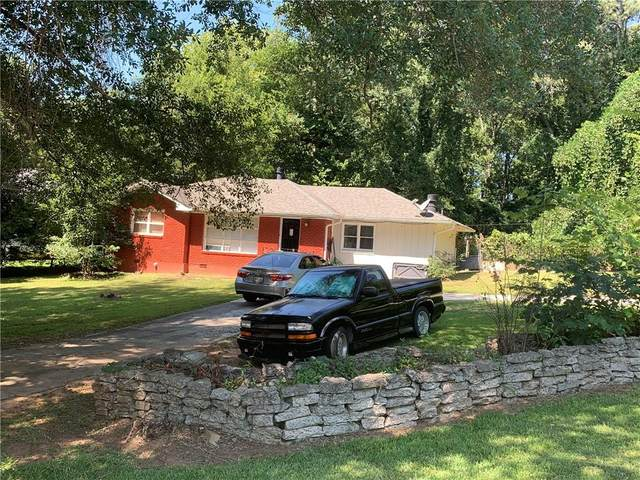 306 Norcross Street, Roswell, GA 30075 (MLS #6778060) :: North Atlanta Home Team
