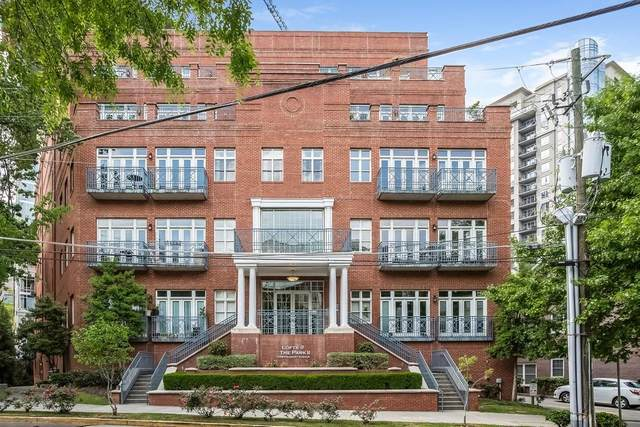1058 Piedmont Avenue NE #301, Atlanta, GA 30309 (MLS #6778061) :: Dillard and Company Realty Group