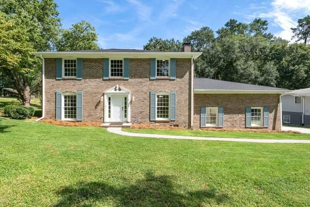2085 Monterey Drive, Conyers, GA 30012 (MLS #6778067) :: North Atlanta Home Team