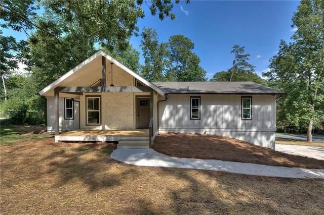 4110 Bolingbrook Drive, Marietta, GA 30062 (MLS #6778076) :: Tonda Booker Real Estate Sales