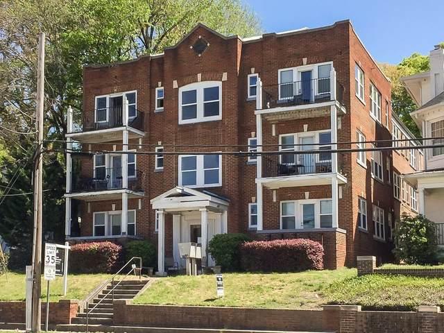 373 Moreland Avenue NE #204, Atlanta, GA 30307 (MLS #6778104) :: The Heyl Group at Keller Williams