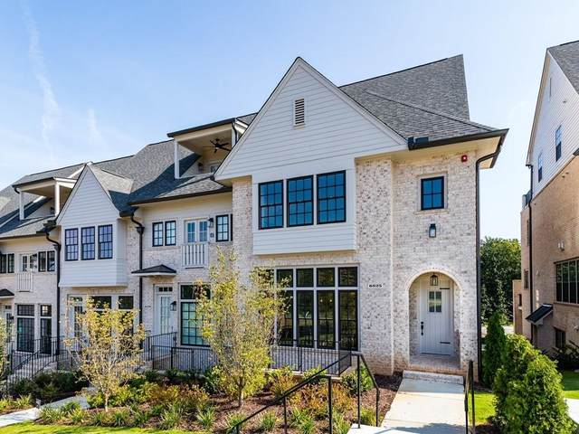 6825 Crescendo Court #250, Sandy Springs, GA 30328 (MLS #6778117) :: The Heyl Group at Keller Williams