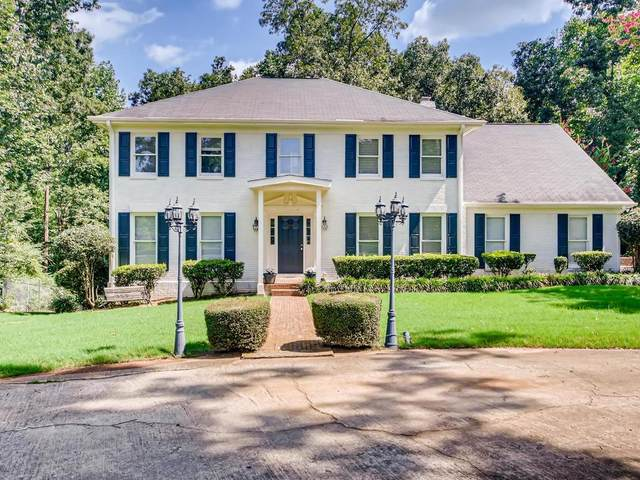 1170 Azalea Circle SE, Conyers, GA 30013 (MLS #6778137) :: North Atlanta Home Team